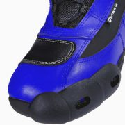 Black-FC-Tech-Motorrad-Stiefel-kurz-Schuhe-knchelhoch-0-16