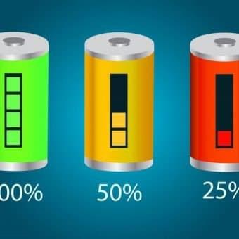 Motorrad Gel Batterie